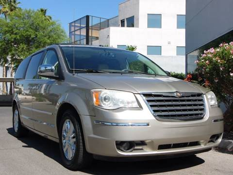 2008 Chrysler Town and Country for sale at Auction Motors in Las Vegas NV