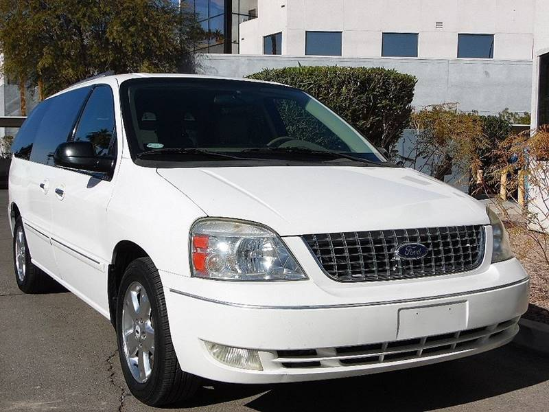 2007 Ford Freestar for sale at Auction Motors in Las Vegas NV
