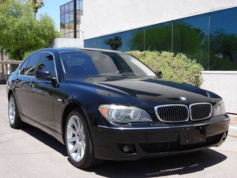 2006 BMW 7 Series for sale at Auction Motors in Las Vegas NV