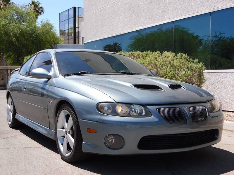 2005 Pontiac GTO for sale at Auction Motors in Las Vegas NV