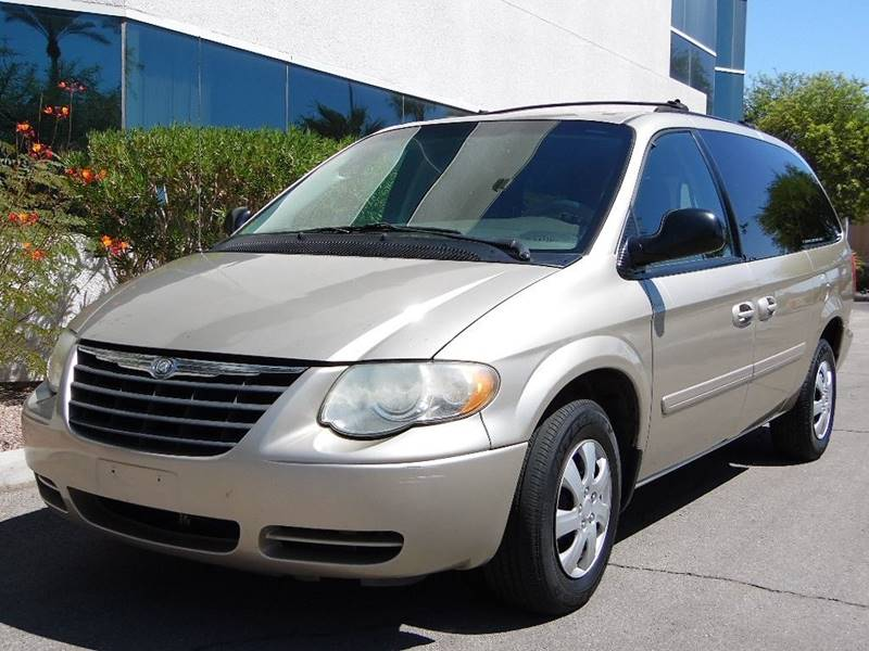 2005 Chrysler Town And Country Lx In Las Vegas Nv Auction Motors