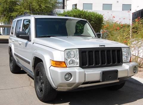 2010 Jeep Commander for sale in Las Vegas, NV