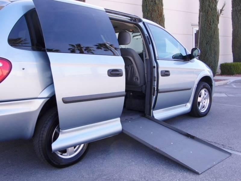 2005 Dodge Grand Caravan for sale at Auction Motors in Las Vegas NV