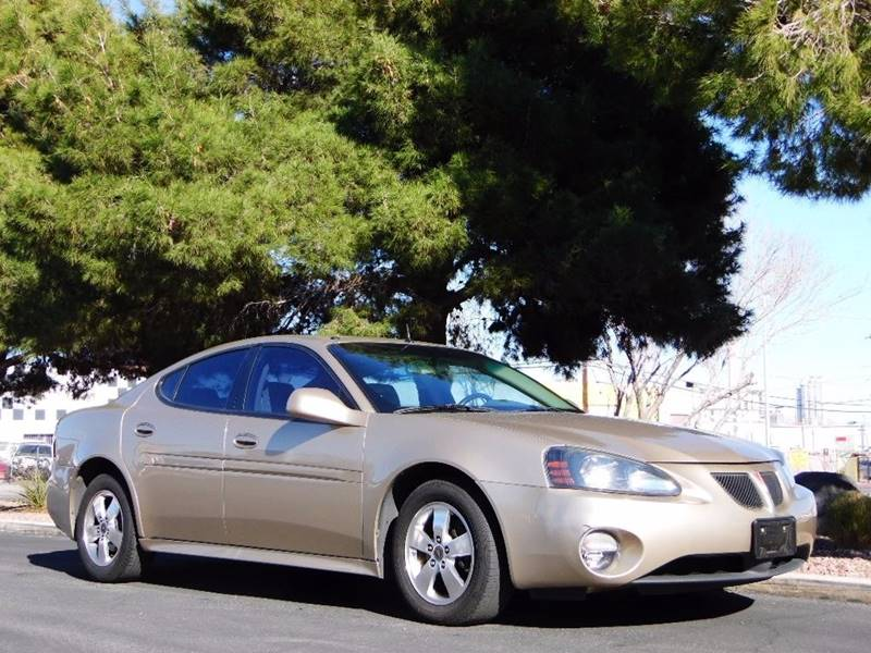 2005 Pontiac Grand Prix for sale at Auction Motors in Las Vegas NV