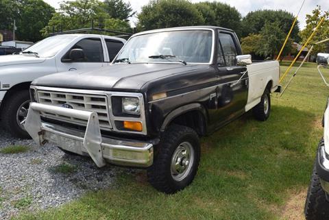 1983 Ford F-150 for sale in Blue Ridge, VA