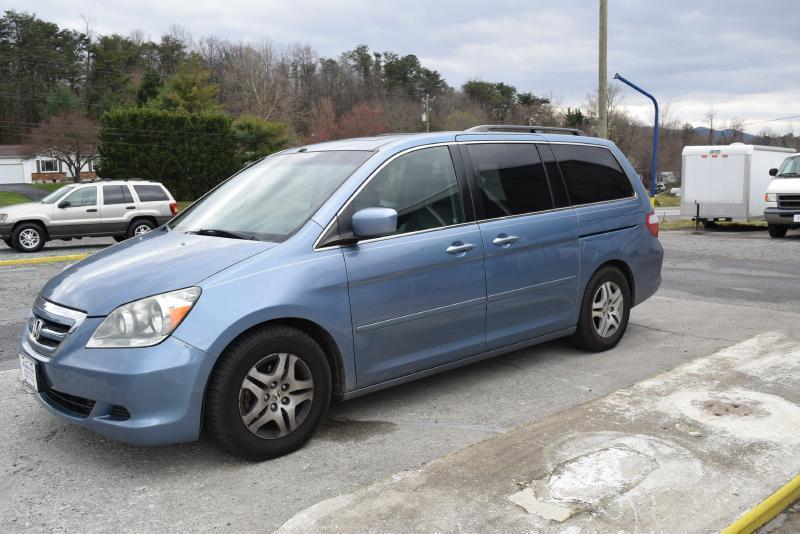 2006 Honda Odyssey EXL   Blue Ridge VA