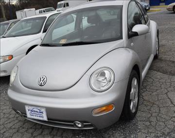 2001 Volkswagen New Beetle for sale in Blue Ridge, VA