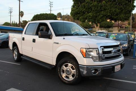 2014 Ford F-150 for sale in Los Angeles, CA