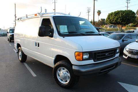 2007 Ford E-Series Cargo for sale in Los Angeles, CA