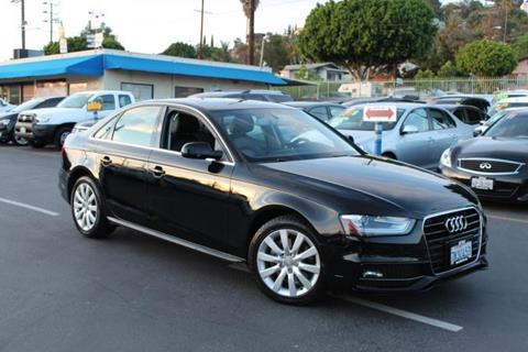 2015 Audi A4 for sale in Los Angeles, CA