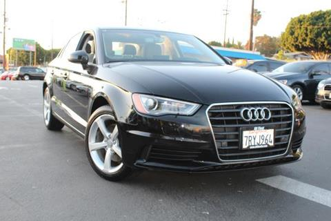 2016 Audi A3 for sale in Los Angeles, CA