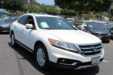 2013 Honda Crosstour for sale in Los Angeles, CA