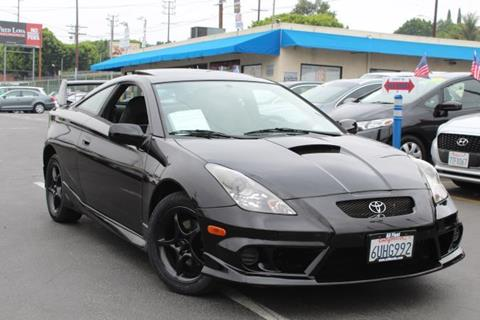 2003 Toyota Celica for sale in Los Angeles, CA