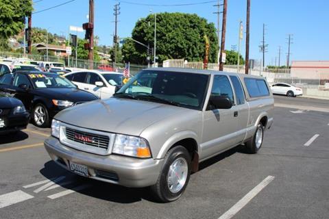 2002 GMC Sonoma for sale in Los Angeles, CA