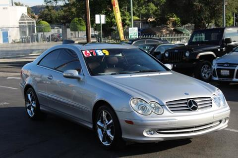 2005 Mercedes-Benz CLK for sale in Los Angeles, CA