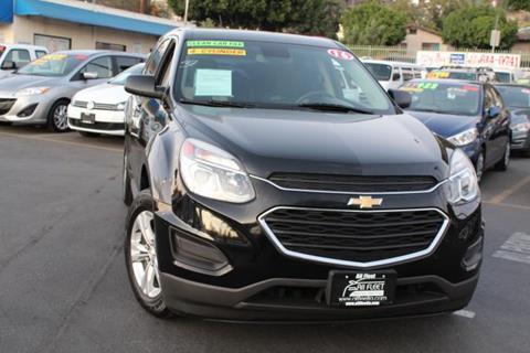 2016 Chevrolet Equinox for sale in Los Angeles, CA