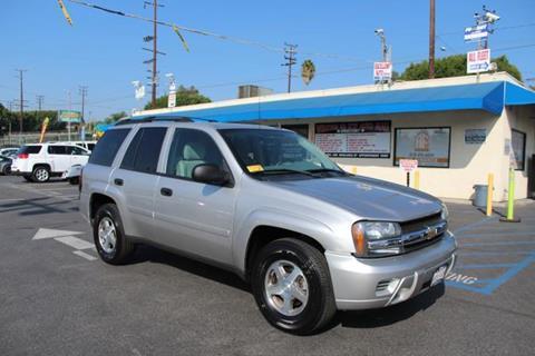 2006 Chevrolet TrailBlazer for sale in Los Angeles, CA