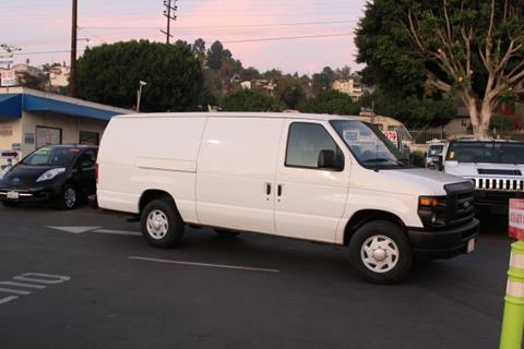 2010 Ford E-Series Cargo for sale in Los Angeles, CA