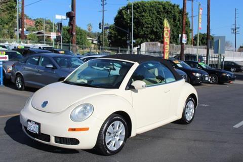 2008 Volkswagen New Beetle for sale in Los Angeles, CA