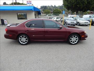 2002 Infiniti I35 for sale in Los Angeles, CA