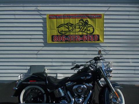 2014 HARLEY DAVIDSON DELUXE for sale in Amarillo TX
