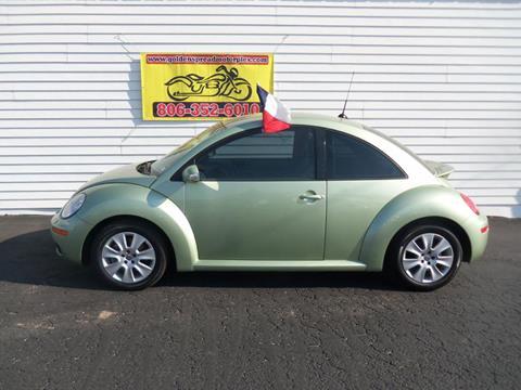 2008 Volkswagen New Beetle for sale in Amarillo TX