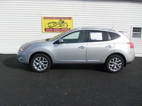 2012 Nissan Rogue for sale in Amarillo TX