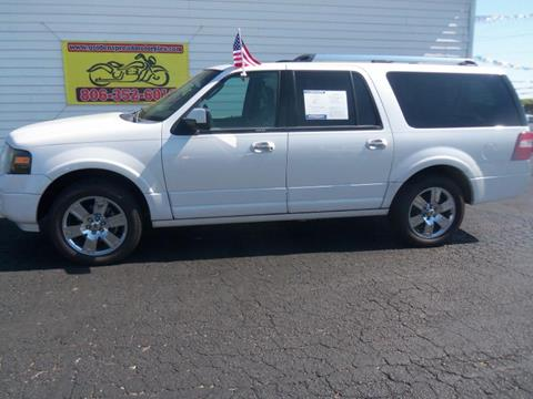 2009 Ford Expedition EL for sale in Amarillo TX