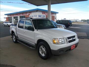 2003 Ford Explorer Sport Trac for sale in Amarillo, TX