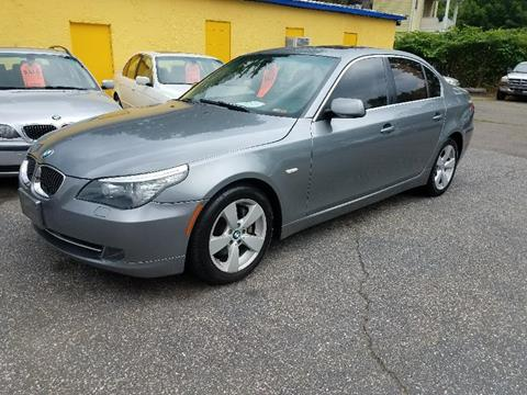 2008 BMW 5 Series for sale in East Hartford, CT