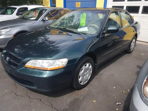 2000 Honda Accord for sale in East Hartford, CT