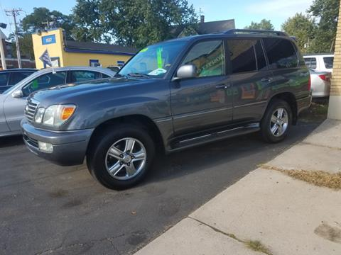 2006 Lexus LX 470 for sale in East Hartford, CT