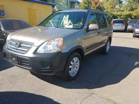 2005 Honda CR-V for sale in East Hartford, CT