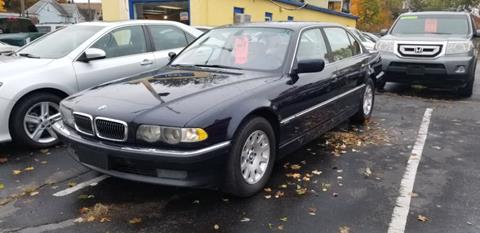 2001 BMW 7 Series for sale in East Hartford, CT