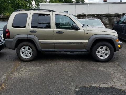 2007 Jeep Liberty for sale in East Hartford, CT