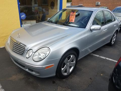 2006 Mercedes-Benz E-Class for sale in East Hartford, CT