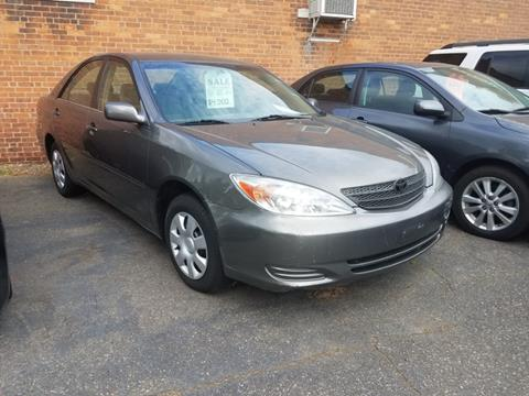 2004 Toyota Camry for sale in East Hartford, CT