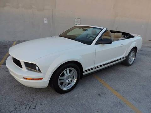 2007 Ford Mustang for sale in Naples, FL