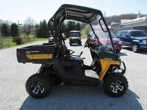 2016 Cub Cadet Challenger 400 LX for sale in Minerva OH