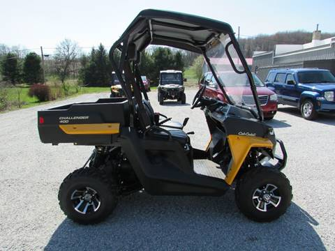 2016 Cub Cadet Challenger 400 LX for sale in Minerva, OH