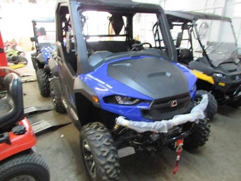 2017 Cub Cadet Challenger 750 for sale in Minerva OH