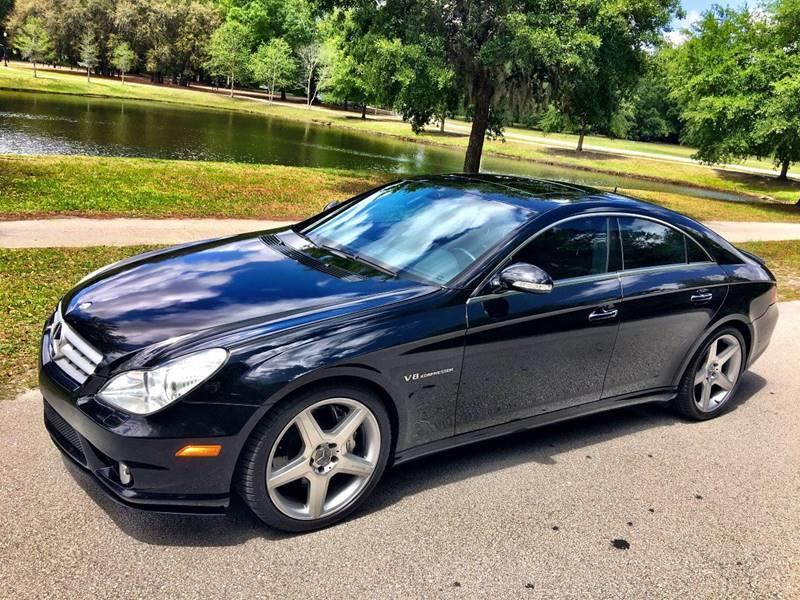 2006 Mercedes Benz CLS For Sale At Terra Motors LLC In Jacksonville FL