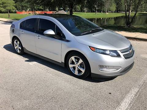 2012 Chevrolet Volt for sale at Terra Motors LLC in Jacksonville FL