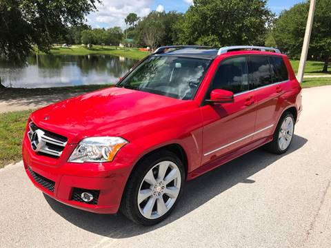 2010 Mercedes-Benz GLK for sale at Terra Motors LLC in Jacksonville FL