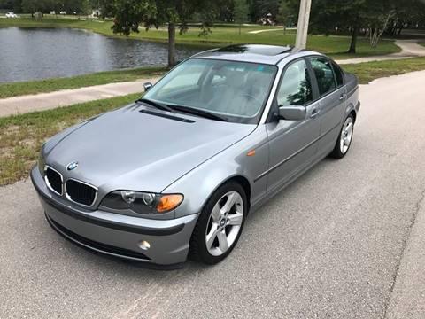 2004 BMW 3 Series for sale at Terra Motors LLC in Jacksonville FL
