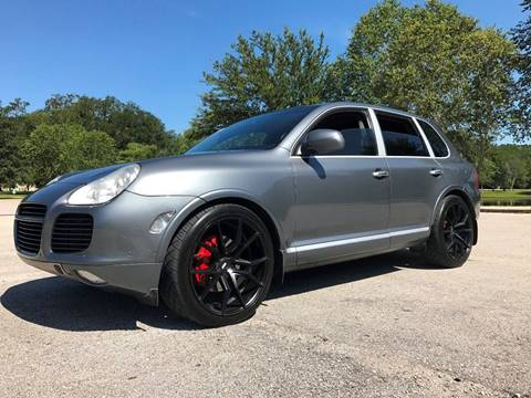 2004 Porsche Cayenne for sale at Terra Motors LLC in Jacksonville FL