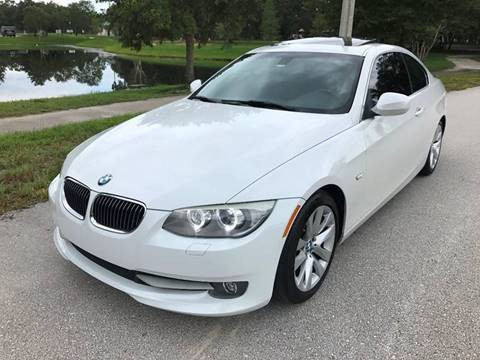 2011 BMW 3 Series for sale at Terra Motors LLC in Jacksonville FL