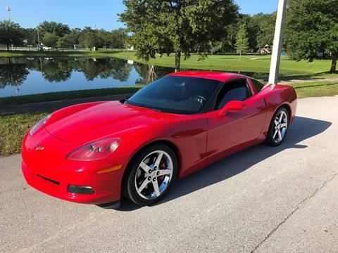 2005 Chevrolet Corvette for sale at Terra Motors LLC in Jacksonville FL