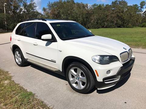 2010 BMW X5 for sale at Terra Motors LLC in Jacksonville FL