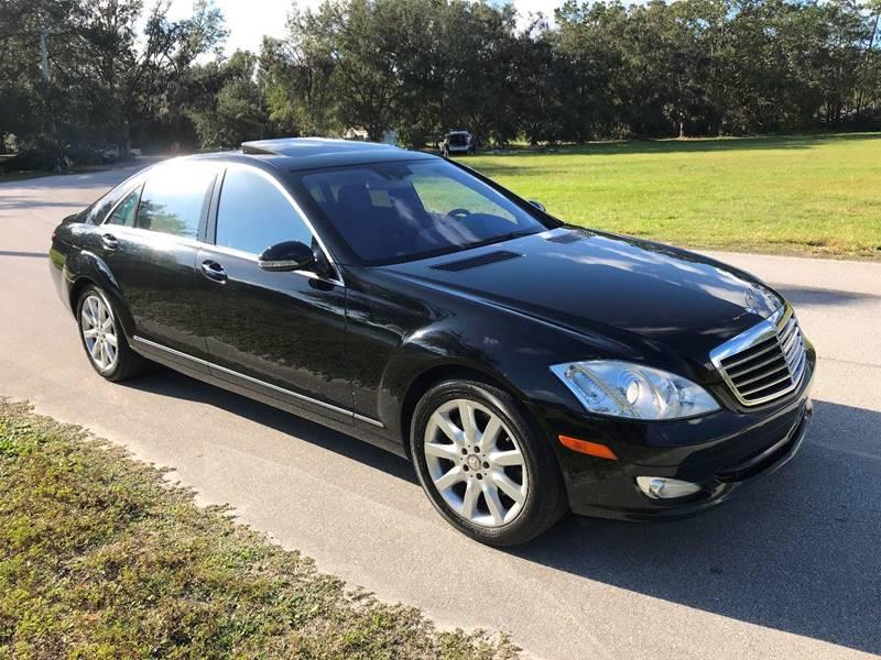 2008 Mercedes-Benz S-Class for sale at Terra Motors LLC in Jacksonville FL